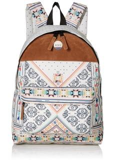 Roxy Women's Sugar Baby Soul Printed Backpack
