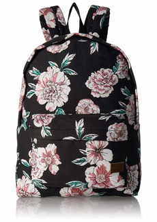 Roxy Women's Sugay Baby Canvas Backpack anthracite AXS sept