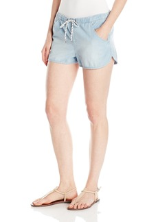 Roxy Junior's Summer Feel Denim Shorts  M