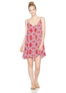 Roxy Women's Swing Printed Dress  L