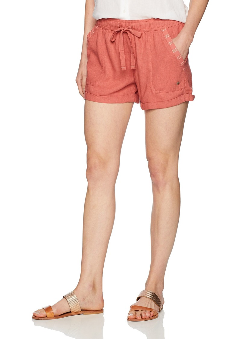 Roxy Women's Symphony Lover Non-Denim Shorts  XS