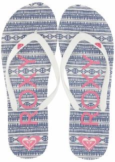Roxy Women's Tahiti V Flip Flop Sandal   M US