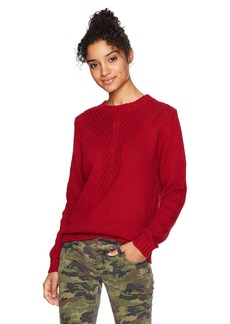Roxy Women's Take Over The World Crew Neck Sweater  L