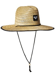 Roxy Junior's Tomboy 2 Straw Sun Protection Hat  M/L