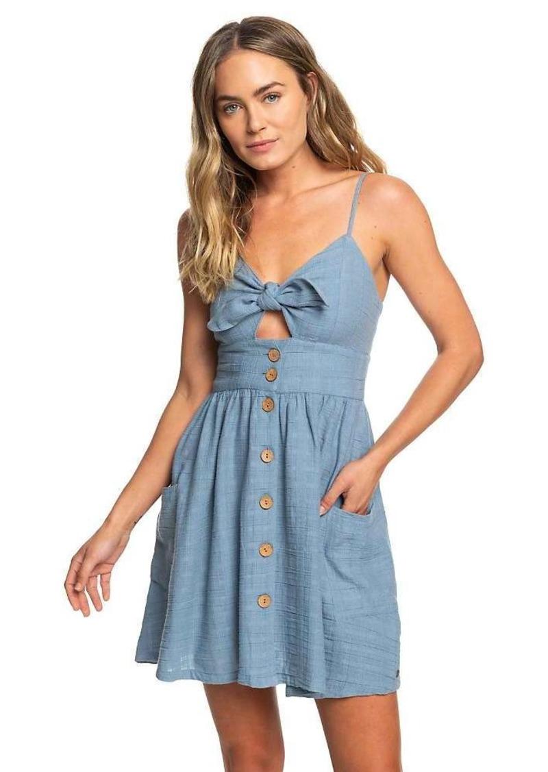 Roxy Women's Under The Cali Sun Texture Dress