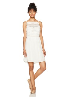 Roxy Women's up and Beyond Dress Marshmallow ERJWD03155 L