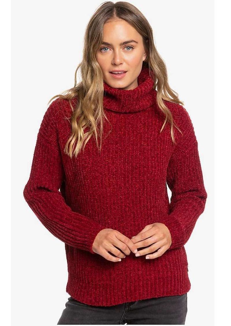 Roxy Women's Velvet Morning Sweater