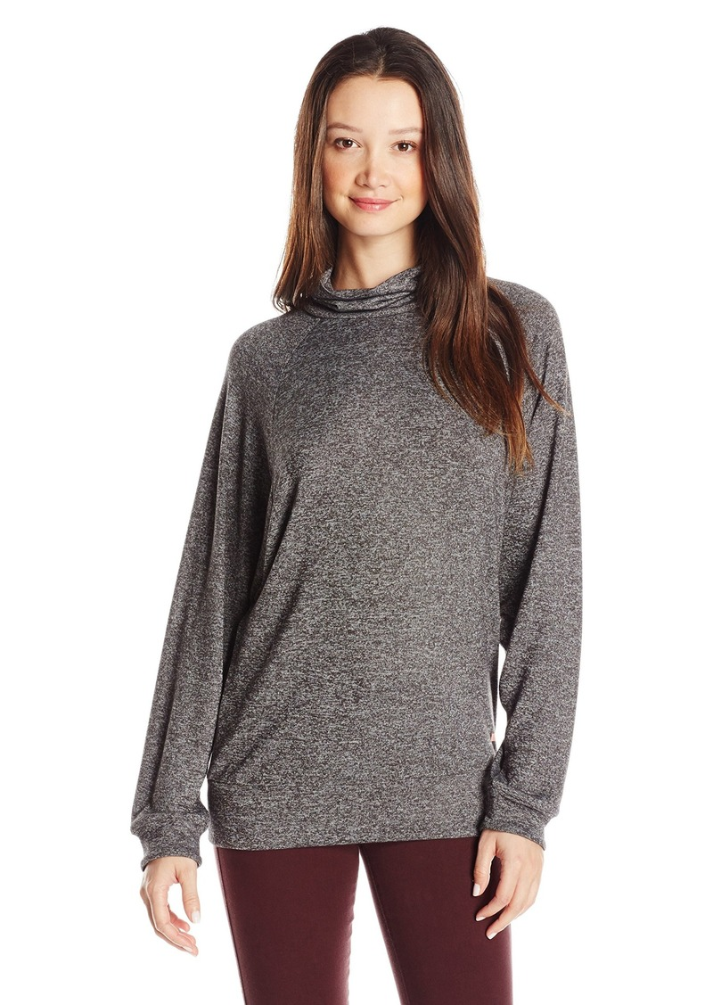Roxy Women's Vinissa Loose Fit Fleece Pullover Top