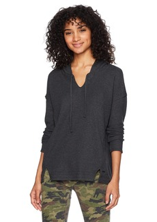 Roxy Women's Wanted and Wild Hooded Sweater  L
