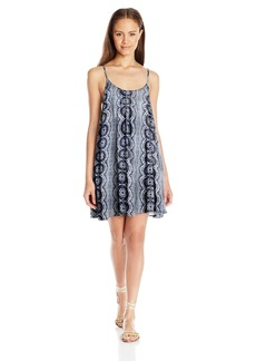 Roxy Women's Windy Fly Away Print Cover-up Dress  M
