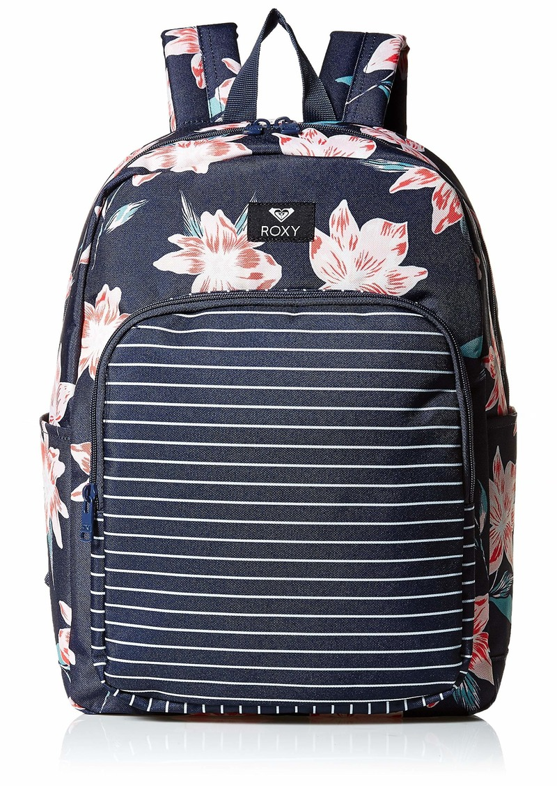 Roxy Women's Winter Waves Backpack mood indigo F tandem
