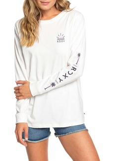 Roxy Written in the Sand Graphic Tee