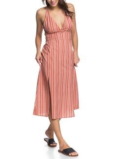Roxy Young Goddess Stripe Sundress