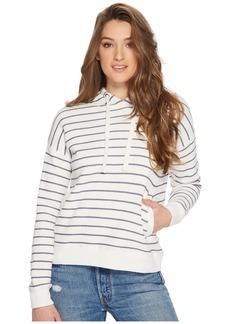 Roxy Shoal Hoodie Stripe Fleece Top