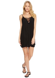Roxy Softly Love Solid Dress Cover-Up