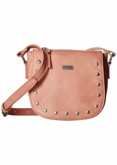 Roxy Stand As Love Faux-Leather Purse