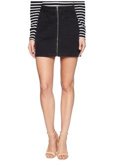 Roxy Street Direction Denim Skirt