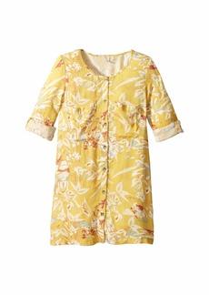 Roxy Sun Is Shining Moss Dress (Big Kids)