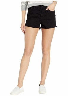 Roxy Suns Shadow Black Denim Shorts