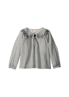 Roxy Taste of Winter Woven Top (Big Kids)