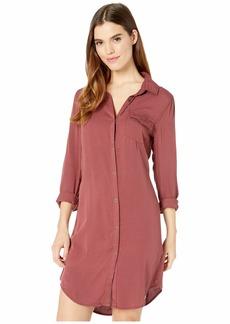 Roxy Tomini Bay View Shirtdress