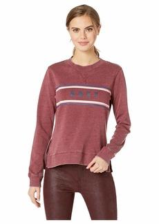 Roxy True Grace Crew Neck Sweatshirt