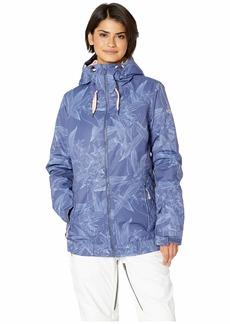 Roxy Valley Hoodie 10K Jacket
