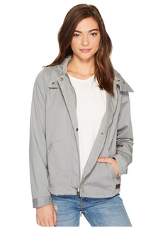 Roxy Watch The Sunrise Hooded Jacket