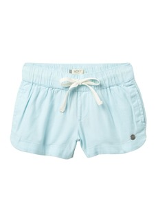 Roxy Wavy Hair Shorts (Toddler & Little Girls)