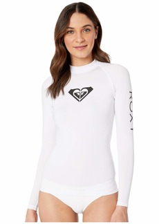 Roxy Whole Hearted Long Sleeve Rashguard