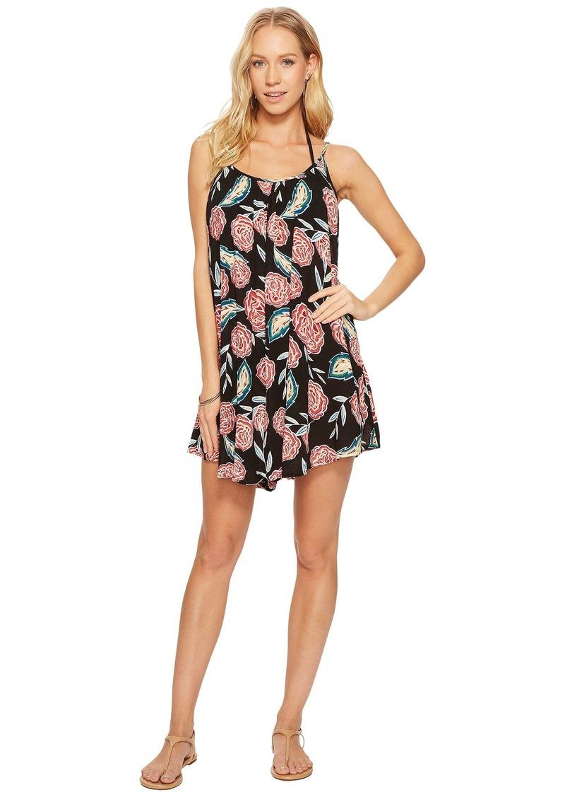 bc0d54e3fd Roxy Windy Fly Away Print Dress Cover-Up   Swimwear