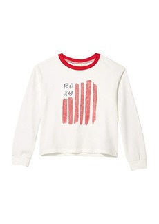 Roxy Without You Fleece Top (Little Kids/Big Kids)