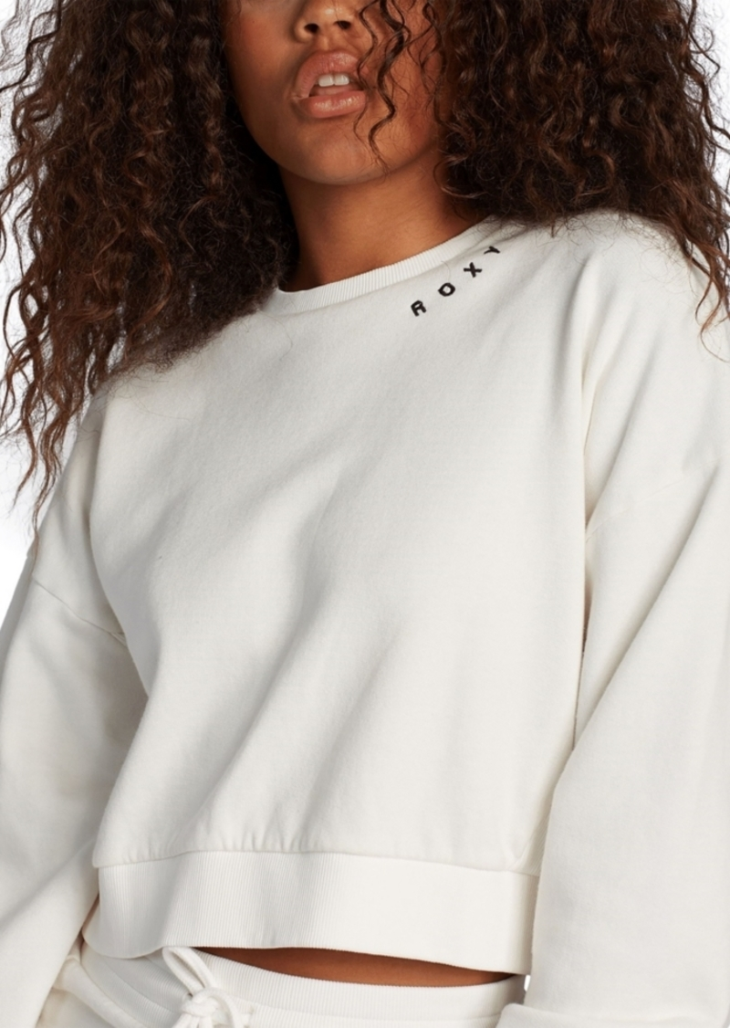 Roxy Women's Over The Moon Sweatshirt