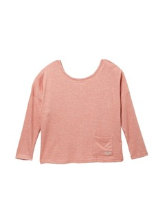 Roxy Your Time Long Sleeve Top (Big Girls)