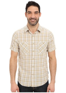 Royal Robbins Biscayne Bay Plaid Short Sleeve Shirt