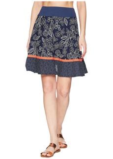 Royal Robbins Cool Mesh Eco-Skirt Print