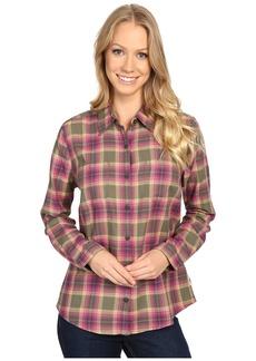 Royal Robbins Cottonwood Plaid Long Sleeve