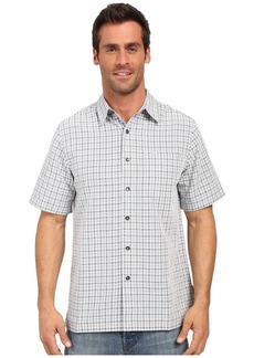 Royal Robbins Desert Pucker Plaid Short Sleeve Shirt