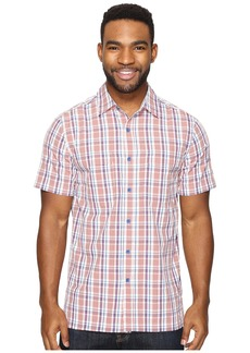 Royal Robbins Diablo Plaid Short Sleeve