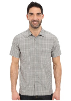 Royal Robbins Diablo Plaid Short Sleeve Shirt