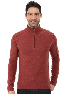 Royal Robbins Fireside Wool 1/4 Zip Sweater