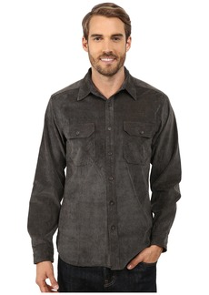 Royal Robbins Grid Cord Long Sleeve Shirt