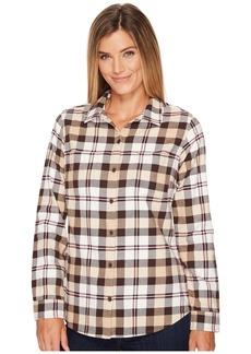 Royal Robbins Lieback Flannel Long Sleeve