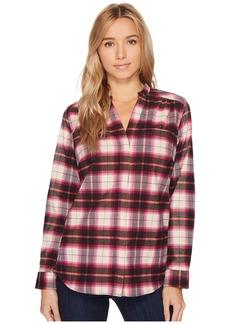 Royal Robbins Merinolux Plaid Flannel