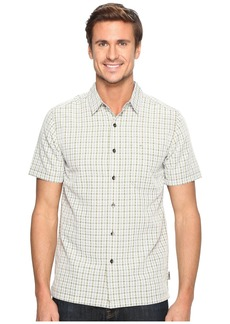 Royal Robbins Mojave Pucker Plaid Short Sleeve