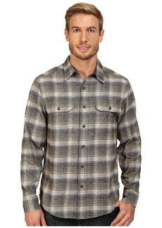 Royal Robbins Performance Flannel Long Sleeve Overshirt