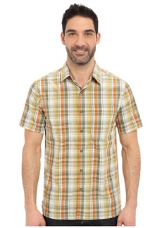 Royal Robbins Playa Plaid Short Sleeve Shirt