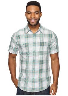 Royal Robbins Point Reyes Plaid Short Sleeve Shirt