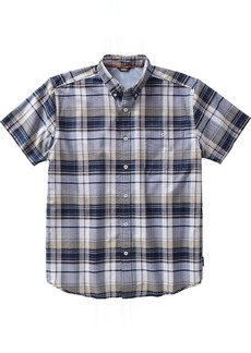 Royal Robbins Men's Go Everywhere Oxford Plaid SS Shirt