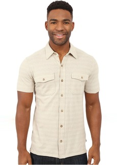 Royal Robbins Breeze Thru Stripe Button Front Shirt